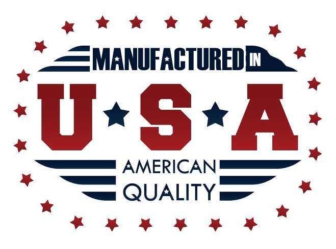 Manufactured in America